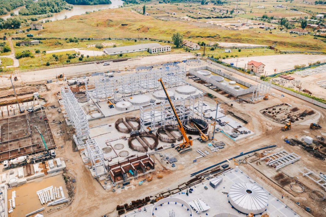 Construcția fabricii sunliquid® a companiei Clariant din Podari progresează