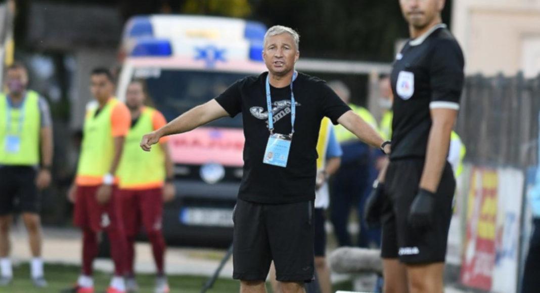 Dan Petrescu insinuează că echipa sa este victima unui complot (Foto: digisport.ro)