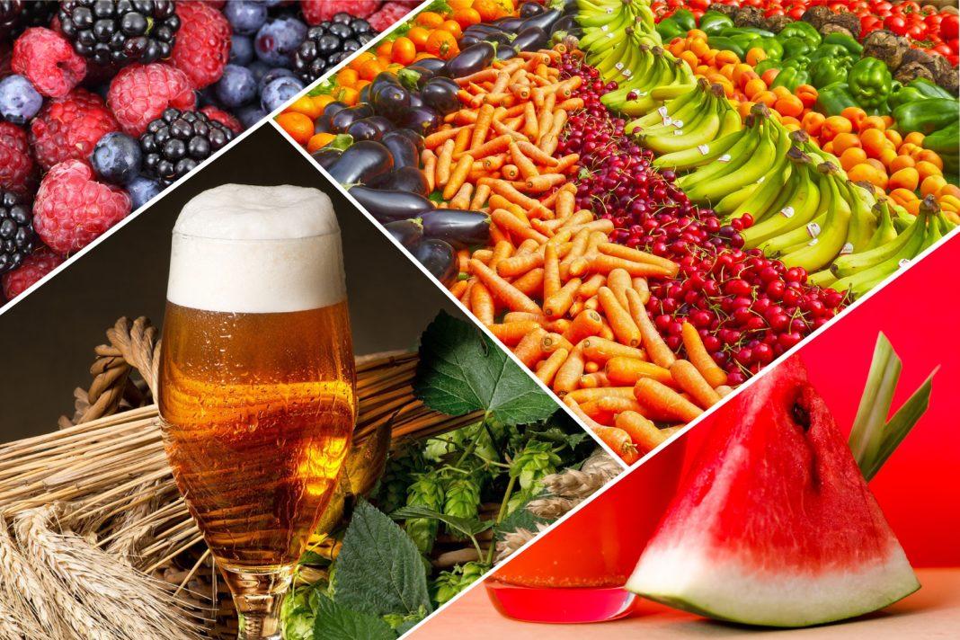 Alimentele bogate în antioxidanți stimulează starea de bine