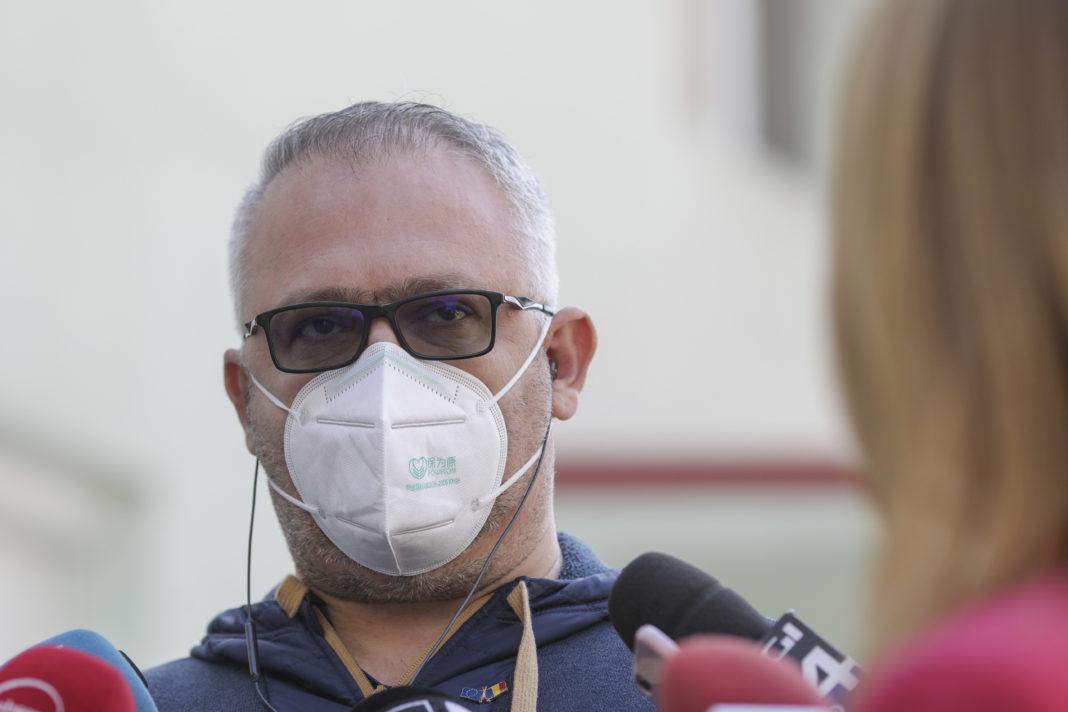 Adrian Eugen Ionel, fost director general al Companiei Naţionale Unifarm SA, este urmărit penal(Foto: Octav Ganea)