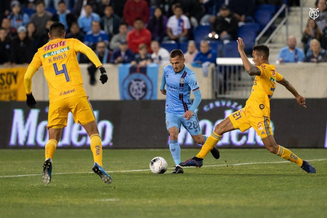 Alex Mitriţă a evoluat 71 de minute împotriva lui FC Toronto