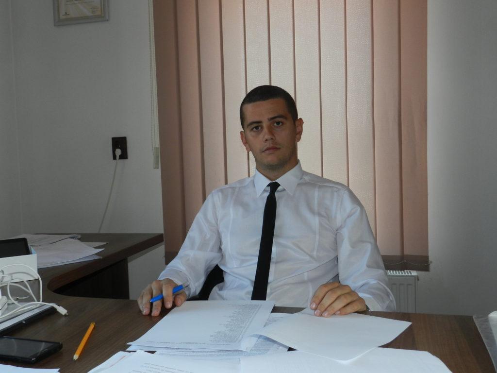 Claudiu Neagoe, director tehnic la Piețe și Târguri SRL