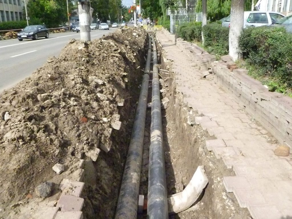 Contractul pentru extinderea rețelelor de apă și canalizare în Calafat şi Maglavit fost semnat