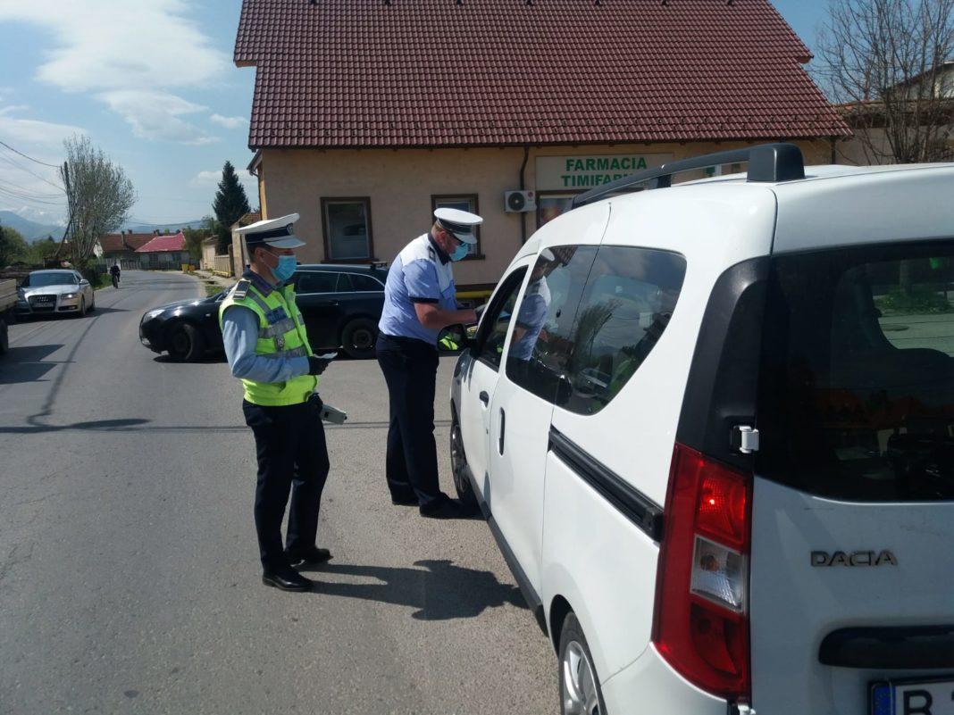 Sute de persoane au fost verificate în urma acțiunilor de prevenire a răspândirii COVID-19 în județul Gorj