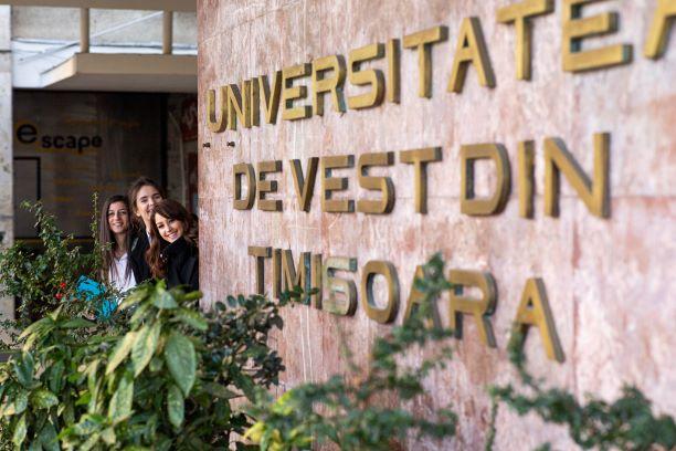 Șapte universități din România în elita rețelelor de Universități Europene. Printre ele este Universitatea de Vest Timişoara