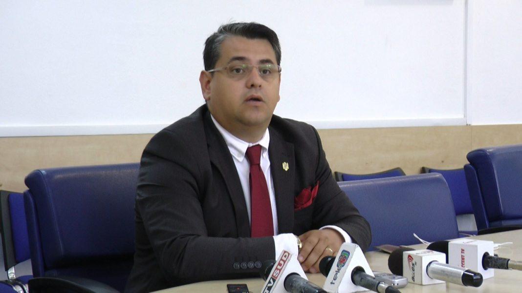 Viceprimarul din Târgu-Jiu a demisionat din PSD