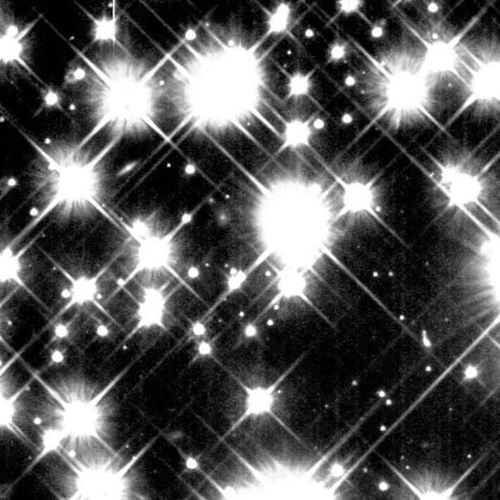 Astronomii au găsit sursa vieții în Univers sursă foto: NASA and H. Richer (University of British Columbia)