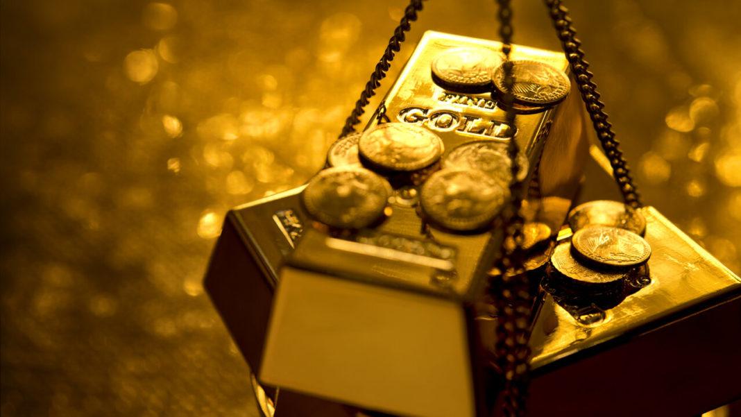 Aurul ajunge miercuri la un nou maxim istoric, 258,8486 lei/gram