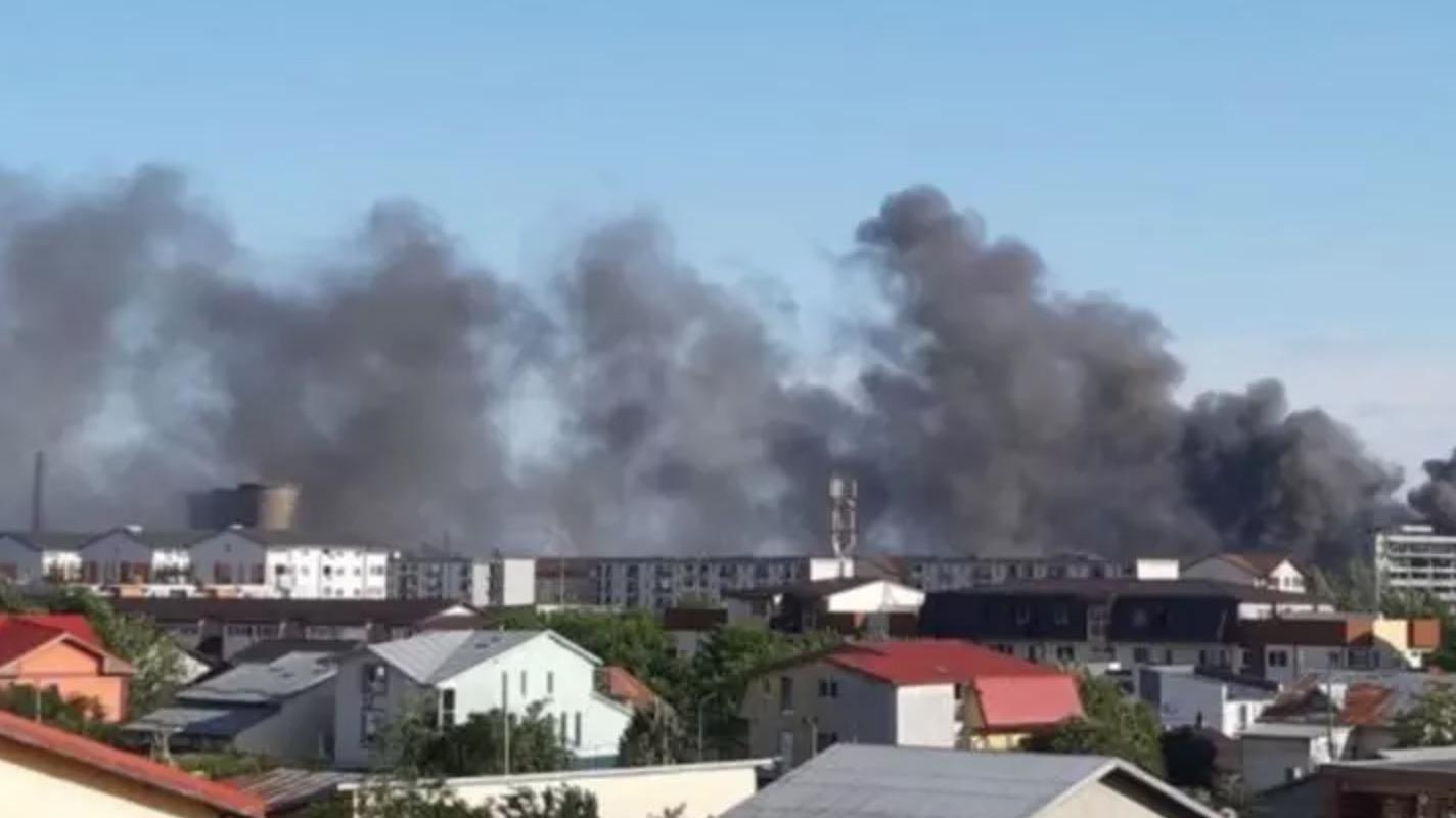 Incendiu Bragadiru/ Daniel Vasile, despre riscul unei ...  |Incendiu Bragadiru