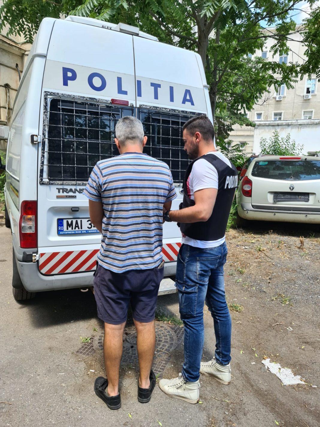 Bărbat din Caraula, căutat în Italia pentru tâlhărie, prins la Craiova