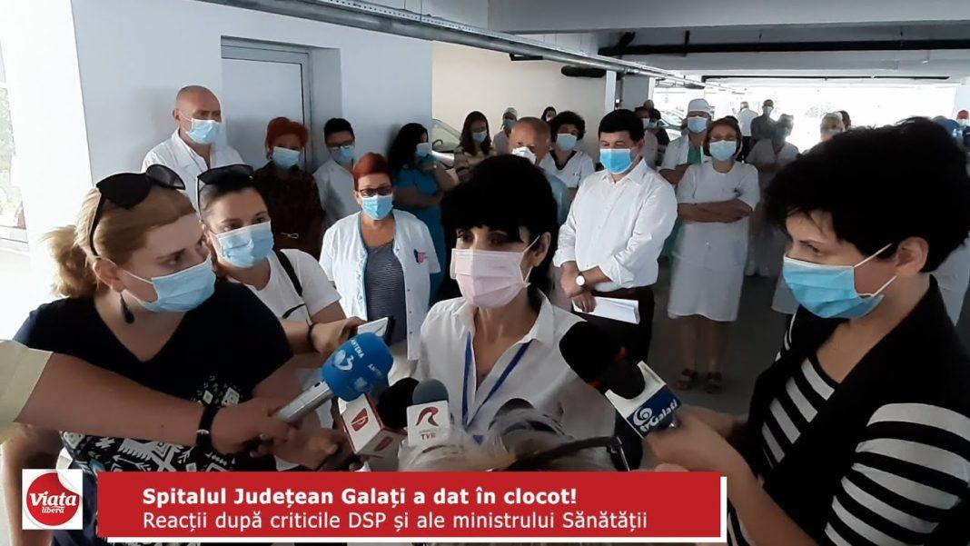 Echipa de la corpul de control, formată dintr-un medic veterinar, un jurist și un medic radiolog, a verificat funcționarea spitalului