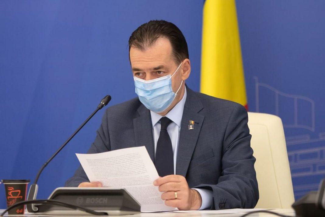 Premierul Ludovic Orban a transmis în Parlament ce măsuri se vor lua pentru alegerile locale, pentru a evita răspândirea COVID-19