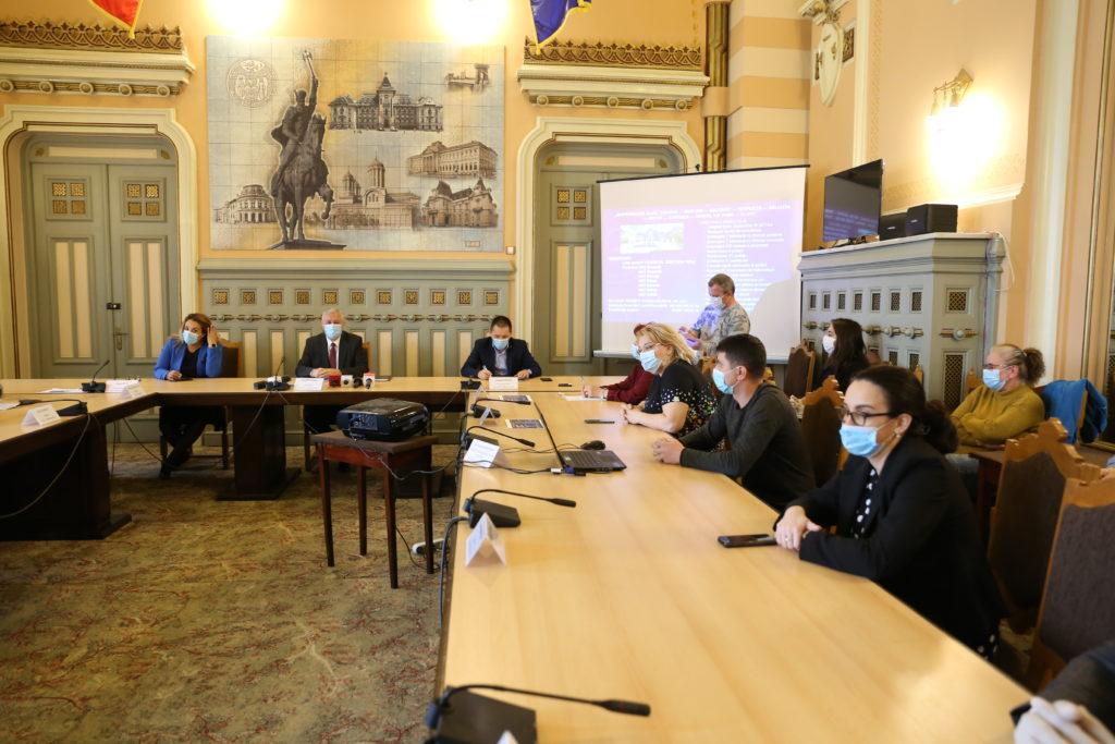 La CJ Dolj va fi semnat, astăzi, contractul de execuţie a lucrărilor de modernizare a DJ 561A Giurgița – Moțăței