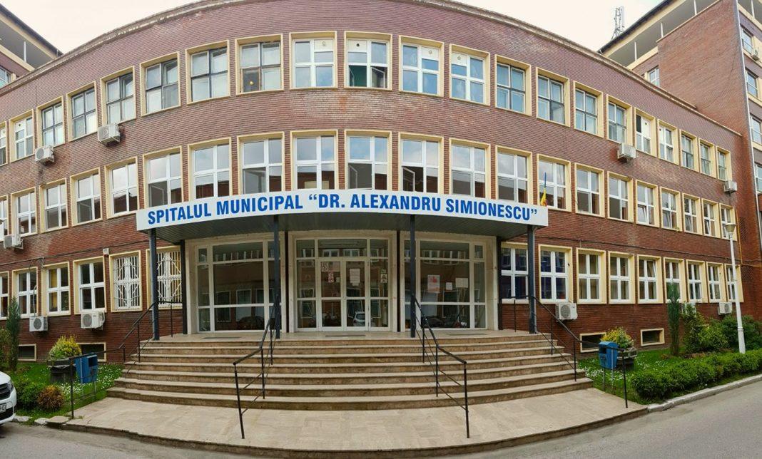 Focar de COVID-19 la Spitalul Municipal din Hunedoara