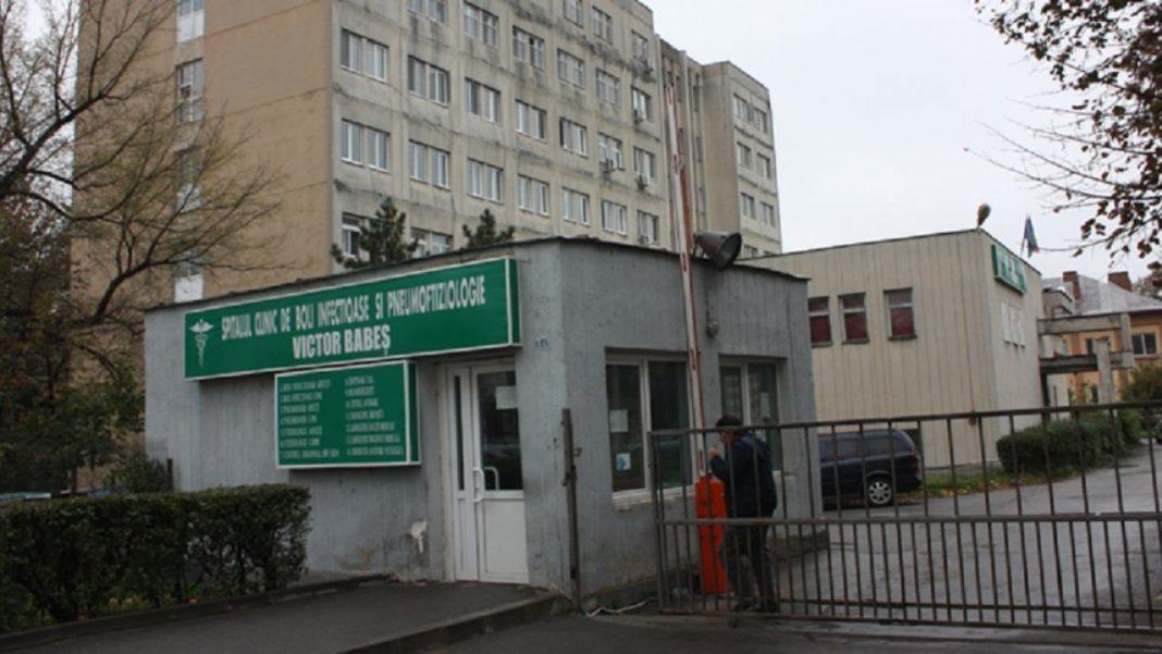 Val de infectări cu COVID-19 la Spitalul de Boli Infecțioase din Craiova