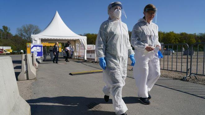 Coronavirus: Companiile din Germania cred că restricțiile sociale vor mai dura aproape 9 luni