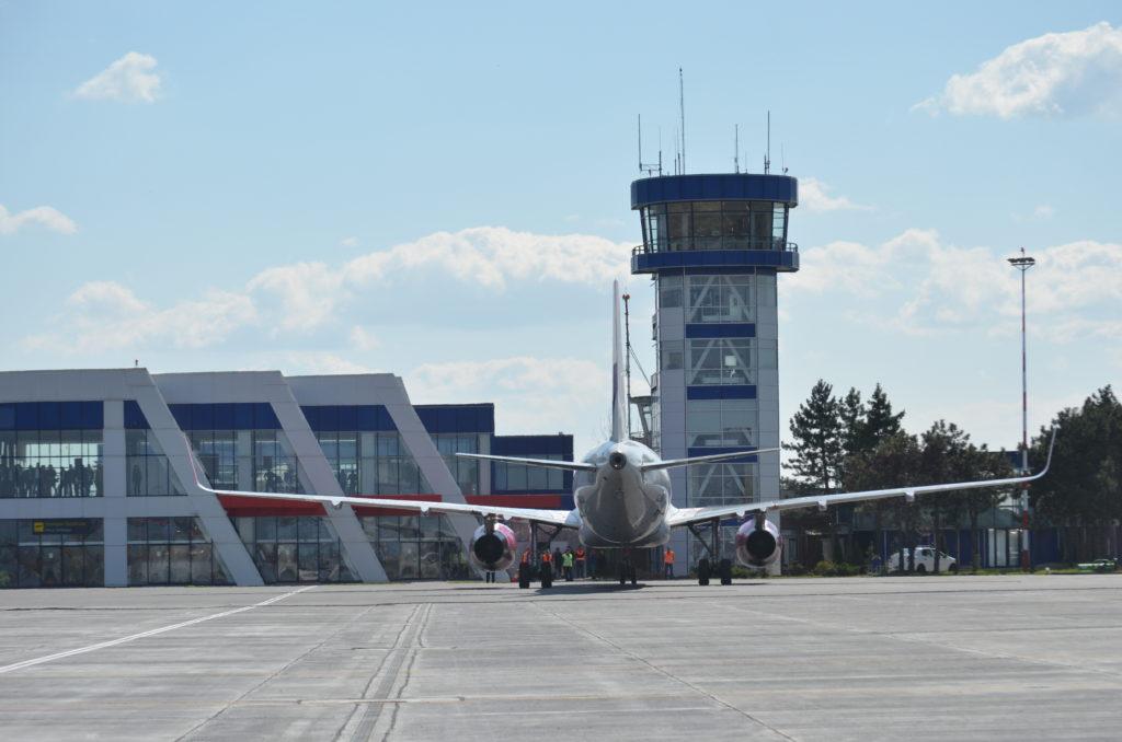Forduri europene pentru creșterea gradului de siguranță al Aeroportului Internațional Craiova