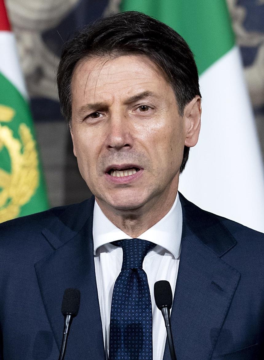 Procuratura Romei a deschis o anchetă pe numele prremierului şi al cabinetului de miniştri privind gestionarea crizei COVID-19