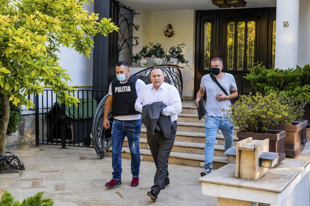 Fostul primar al Iașului, Gheorghe Nichita a fost încarcerat