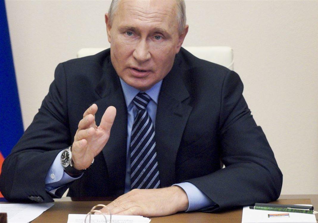 Putin anunţă că Rusia a înregistrat primul vaccin anti-COVID-19 din lume