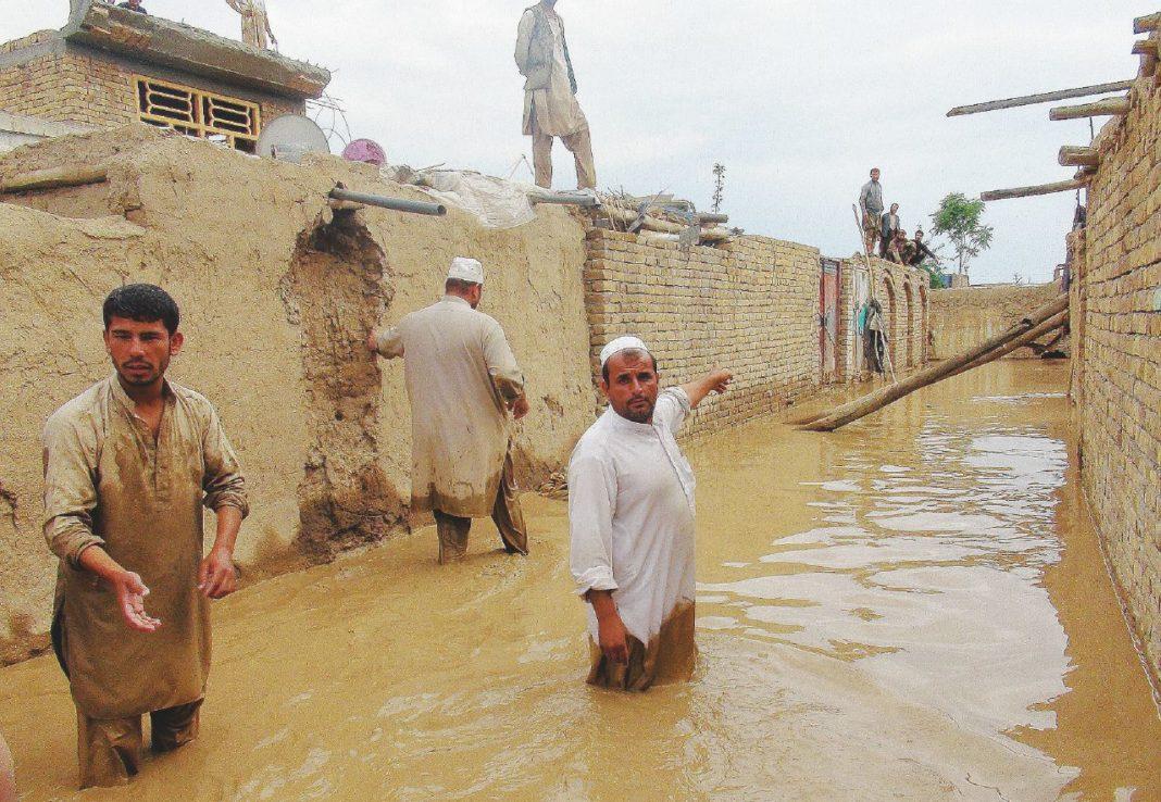Ploile torenţiale au făcut 30 de victime în Afganistan