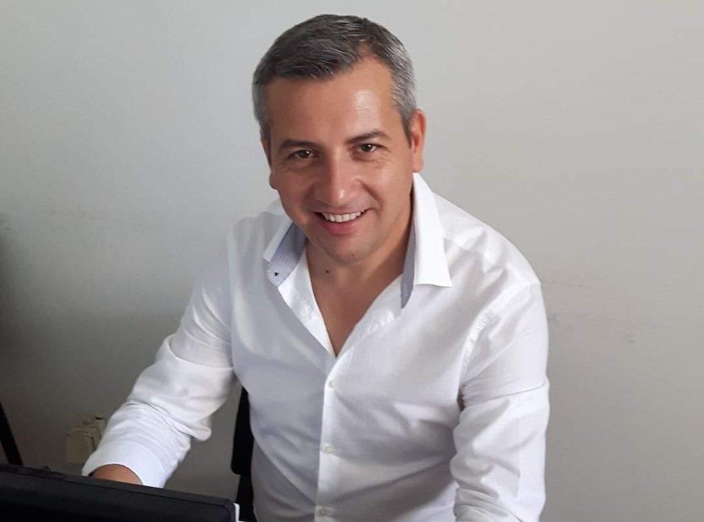 Alin Medeleț, directorul de Resurse Umane și Administrare Bugete de la Termo Craiova