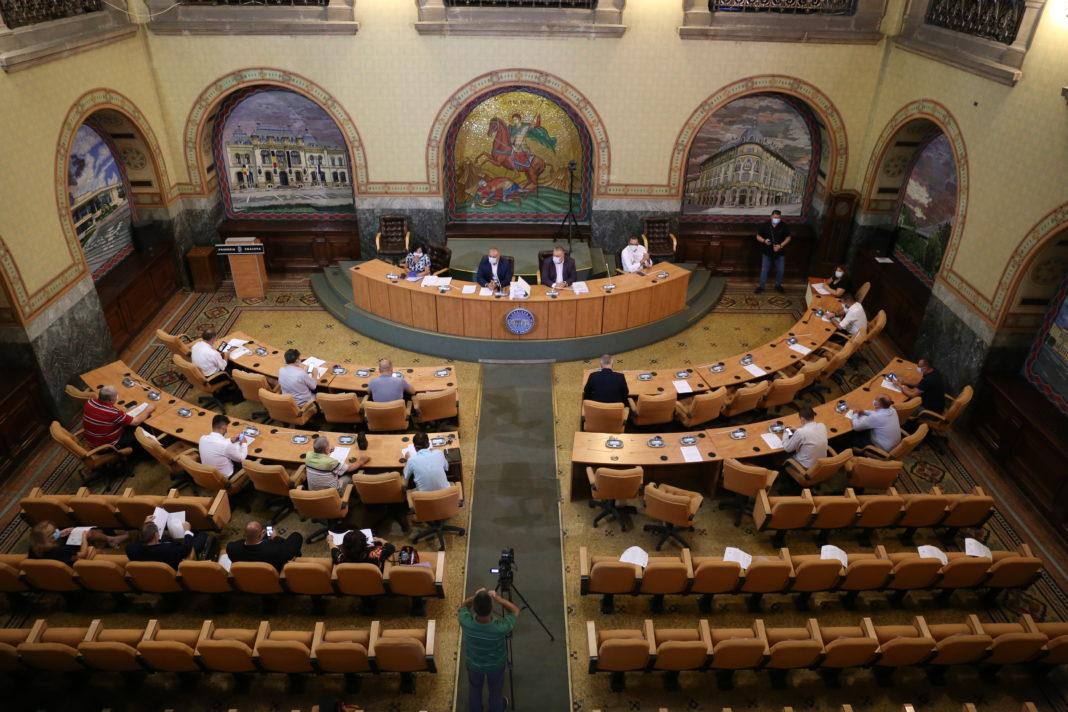 Ipoteza unei ședințe eșuate a noului Consiliu Local Craiova. Cel puțin asta se preconizează în ședința extraordinară convocată pentru vineri, 13 noiembrie.