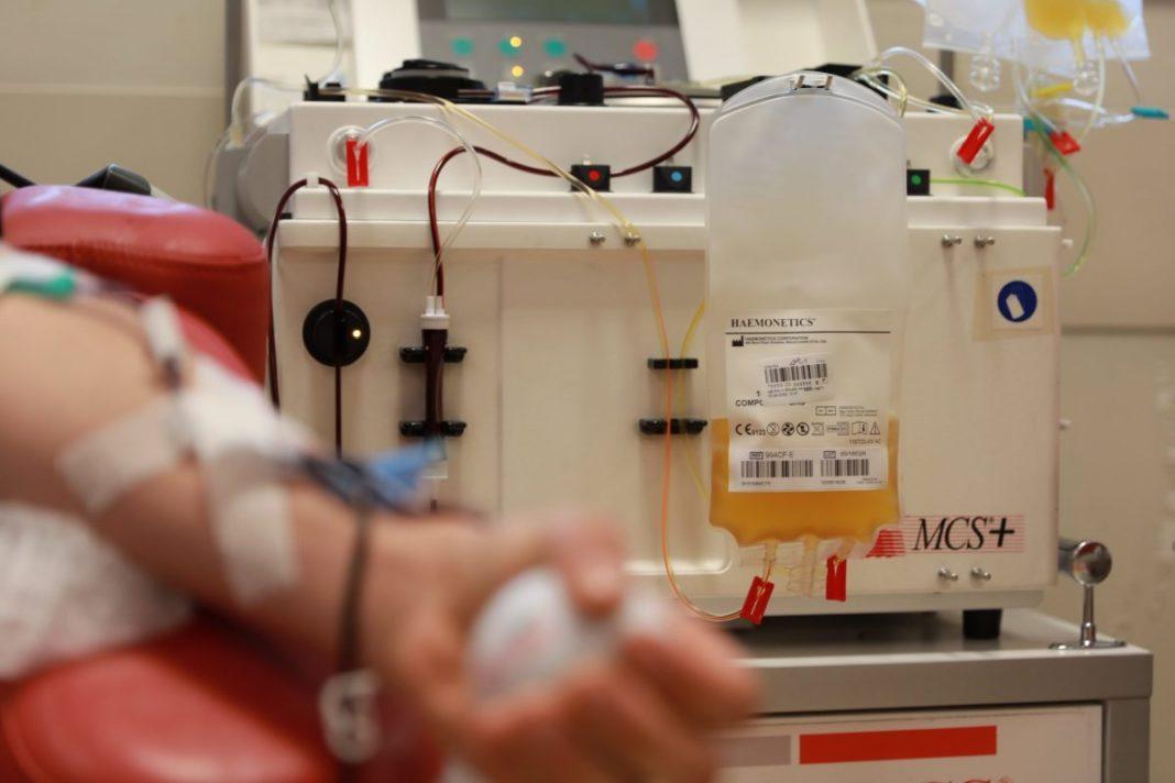 Tichete în valoare de 1.000 de euro pentru donatorii de plasmă. Proiectul a fost aprobat de CGMB