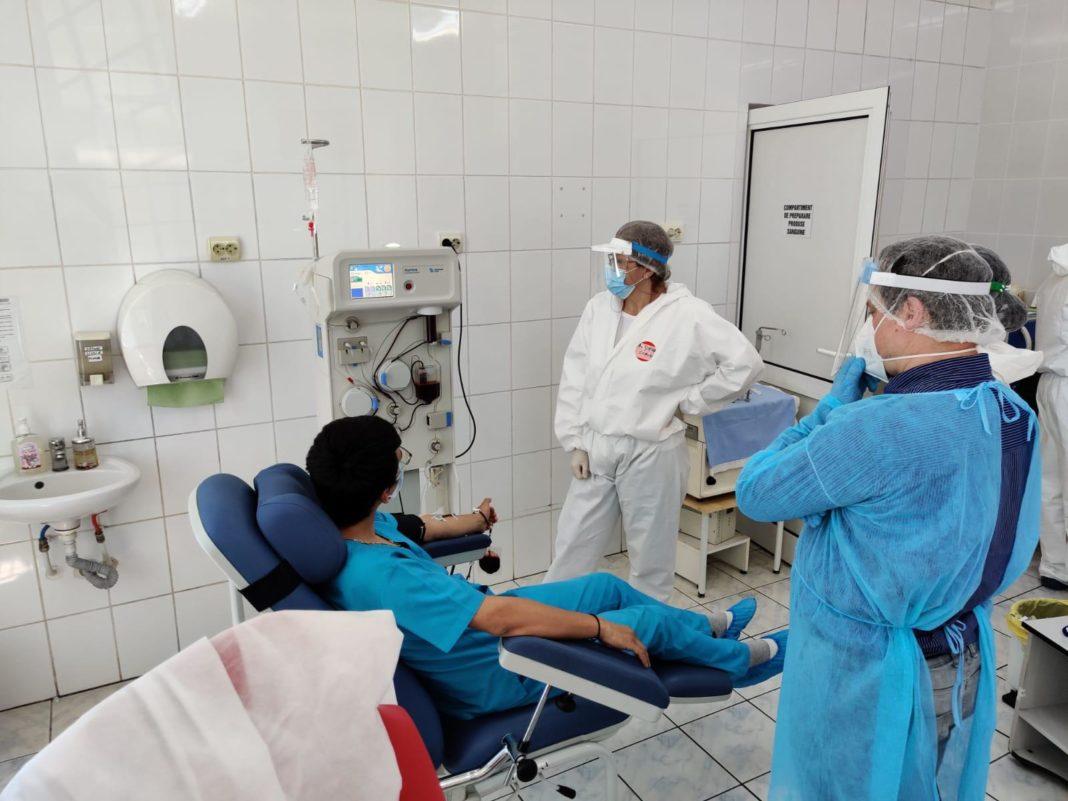 Ministerul Sănătății a stabilit noi condiții pentru donarea de sânge total/plasmă de la persoanele vindecate de coronavirus