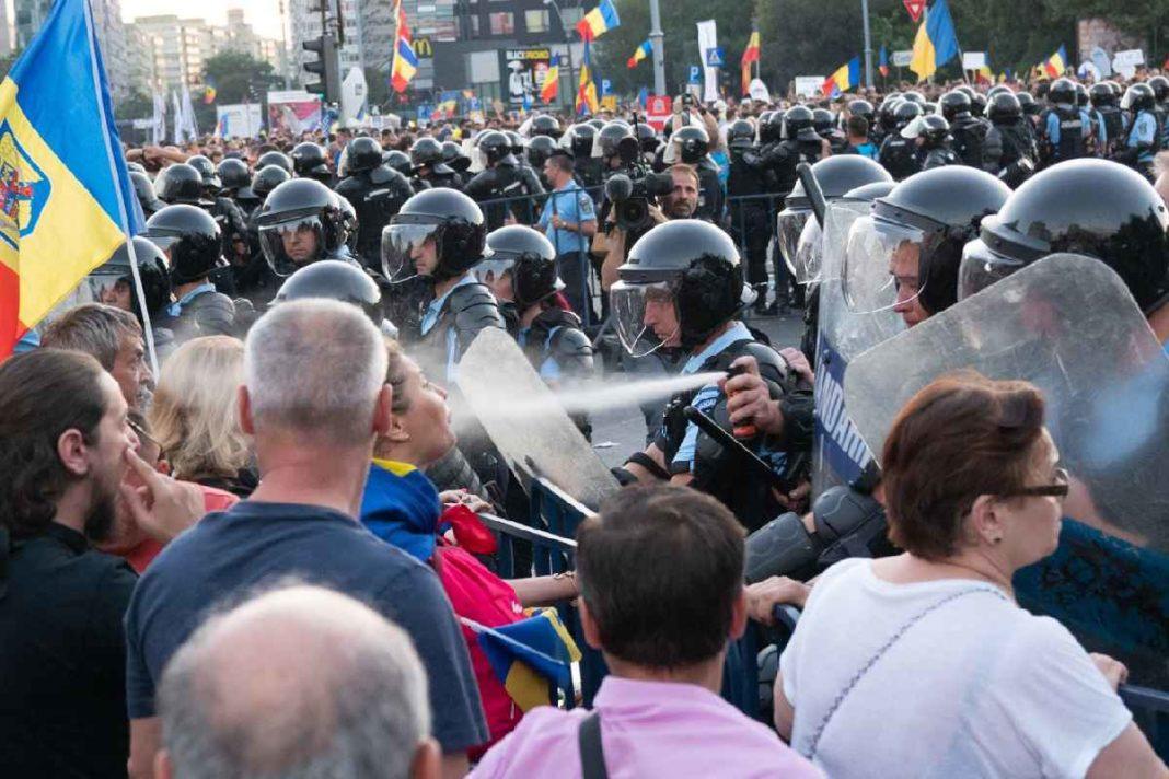 Curtea de Apel București a admis solicitarea șefilor Jandarmeriei ca dosarul 10 august să fie trimis spre judecare Tribunalului București