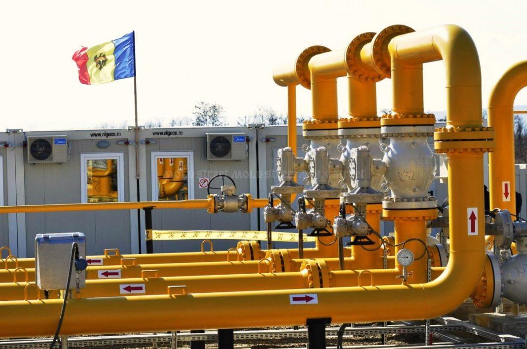 Gazoductul Ungheni - Chişinău este gata