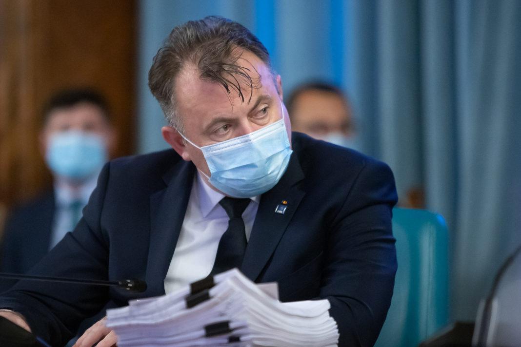 Ministrul Sănătăţii susține purtarea măştii la şcoală de către elevii din clasele mici