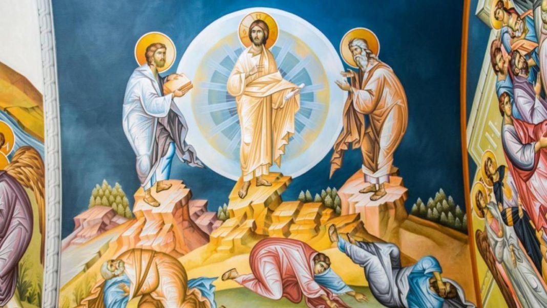 Schimbarea la Față a Domnului, o mare sărbătoare a creștinătății