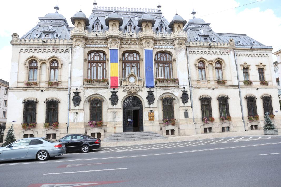 Reabilitarea sediului central al Primăriei Craiova va costa peste zece milioane de euro