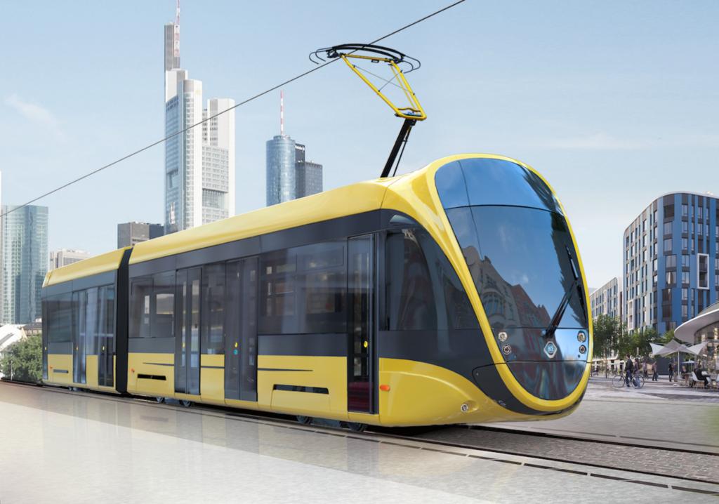 Tramvaiele Craiovei vin din Ucraina. Aşa arată unele modele de tramvaie produse de firma ucraineană Tatra-Yug