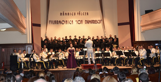 """Doi instrumentiști din cadrul Filarmonicii """"Ion Dumitrescu"""" din Râmnicu Vâlcea au fost depistați pozitiv la noul coronavirus"""