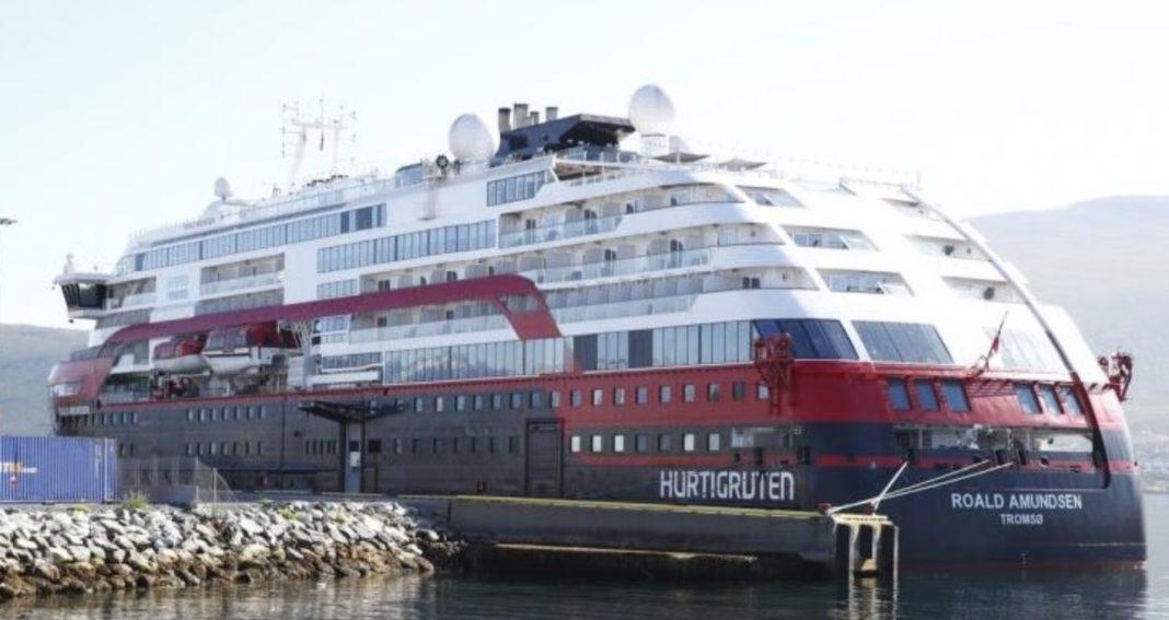 40 de persoane aflate pe un vas de croazieră norvegian, confirmate cu COVID-19