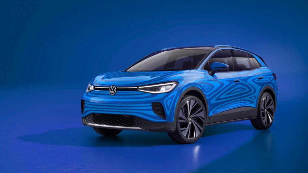 ID.4, primul SUV electric produs de Volkswagen