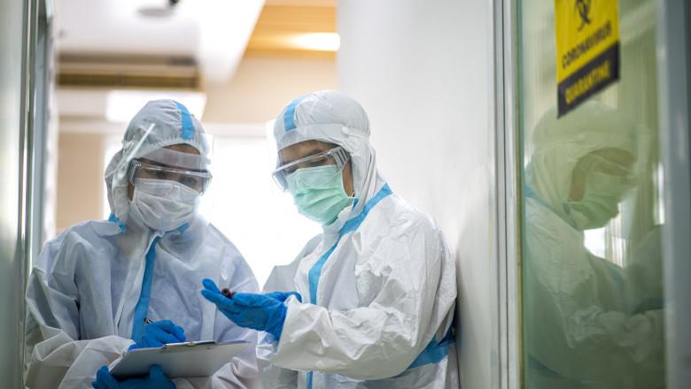 """Medic legist: """"Se moare de COVID"""". De ce este diferită această boală de celelalte pandemii virale"""