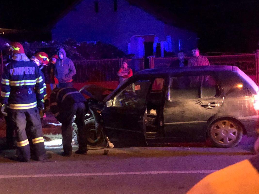 Gorj: Trei persoane au ajuns la spital, din cauza unei șoferițe care a condus sub influența alcoolului