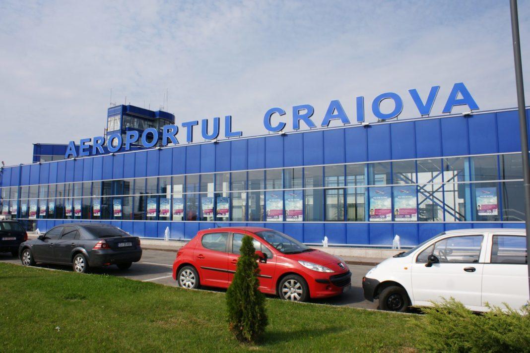 Aeroportul din Craiova primeşte sprijin de la stat, alături de alte aeroporturi regionale