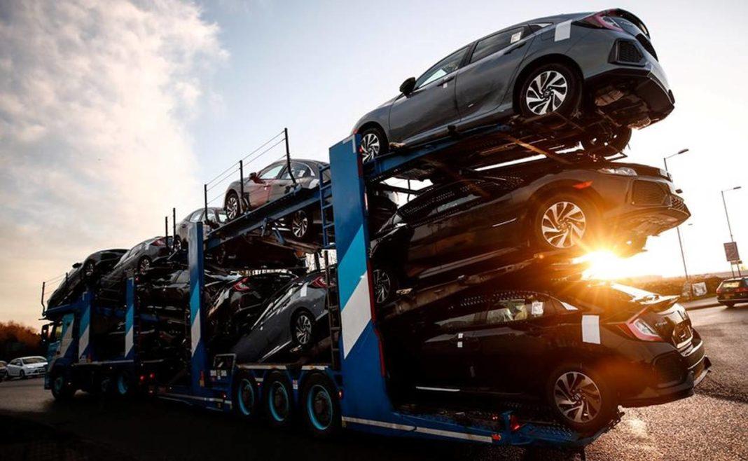 Piața auto europeană a scăzut în august cu 18%