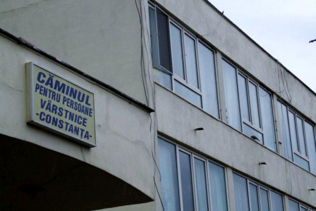 Căminul pentru Persoane Vârstnice din Constanţa, închis din cauza Covid-19