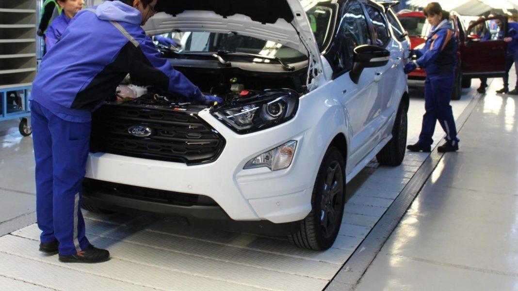 Producția auto a scăzut cu 22% în România, la opt luni