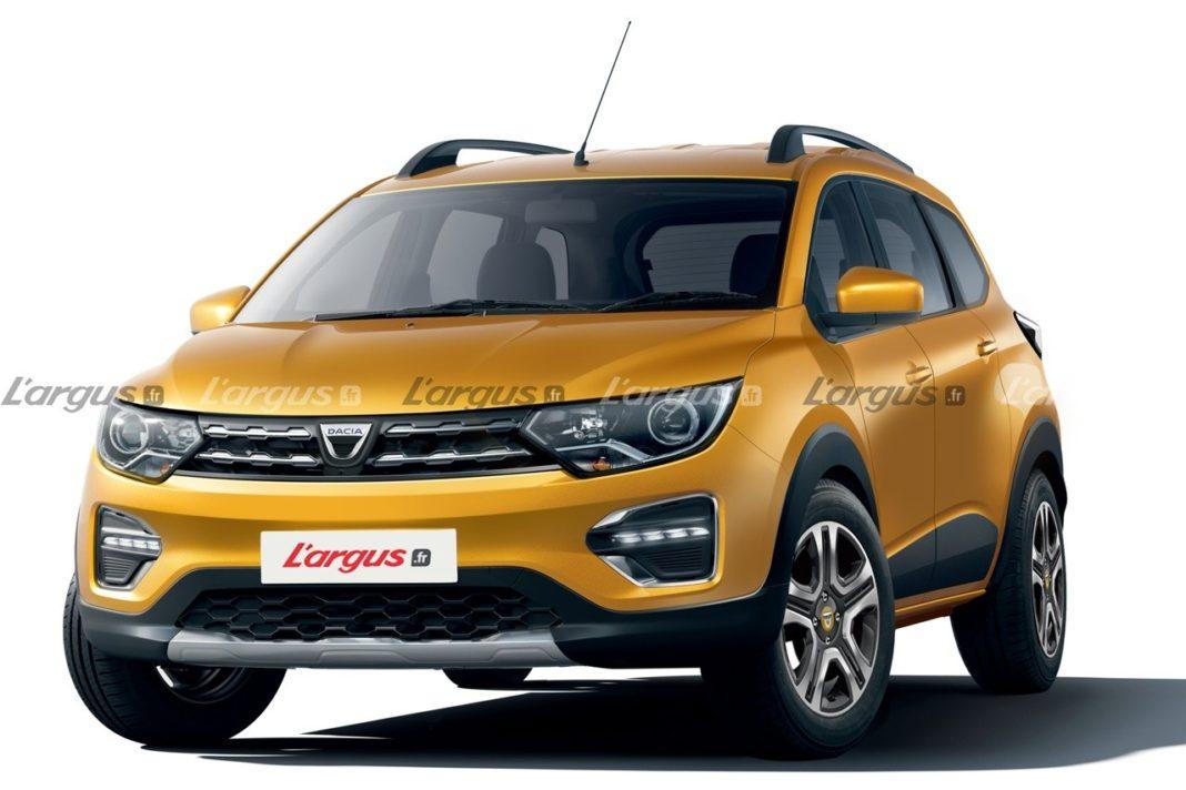 Noul SUV Dacia cu șapte locuri a intrat în faza de testare rutieră