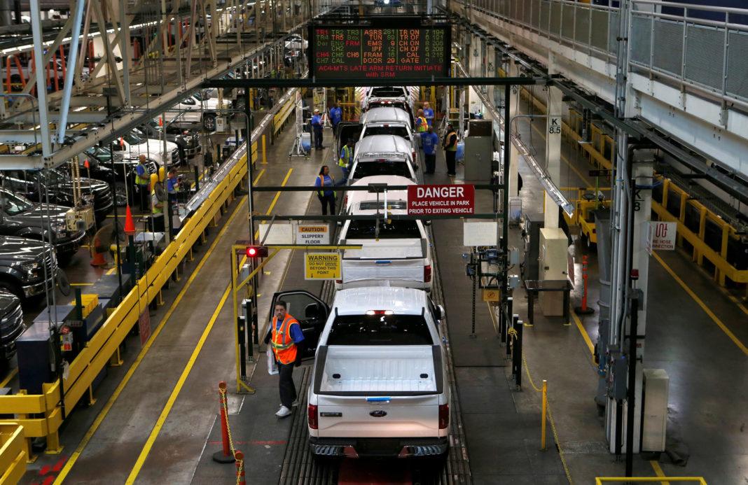 Ford investeşte 700 de milioane de dolari pentru a construi cea mai modernă fabrică