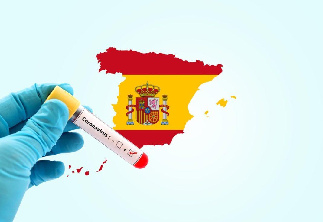 Coridele interzise, adunările publice și private limitate la 10 persoane, în Madrid