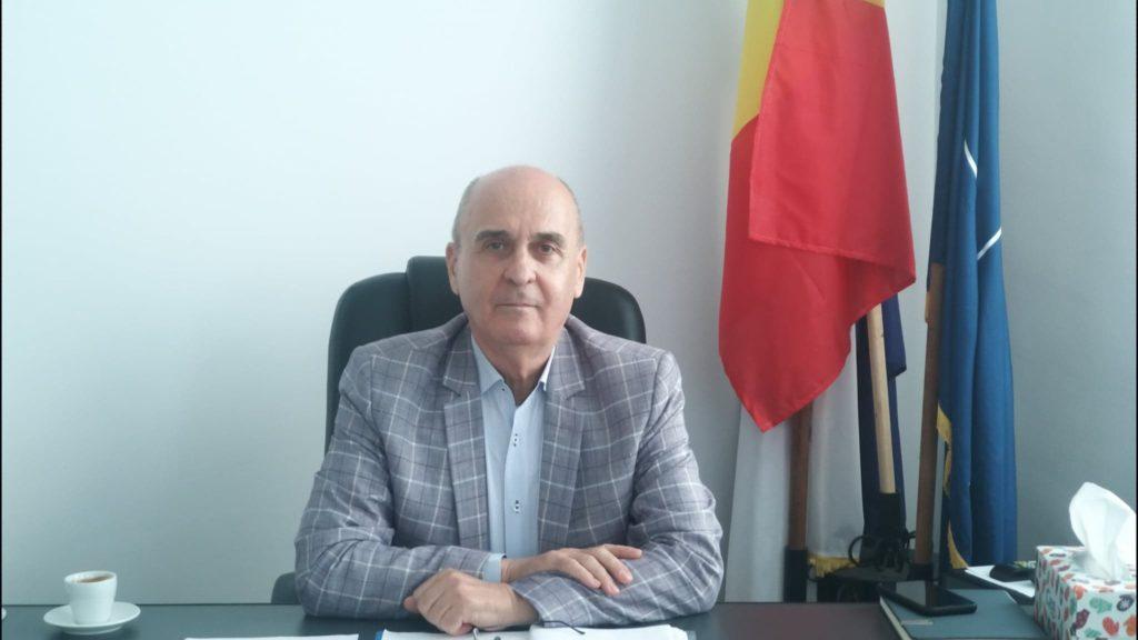 Gheorghe Nedelescu, administrator special Termo