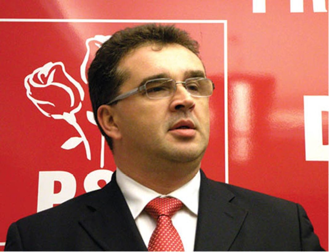 """Cel mai vechi """"baron"""" PSD, Marian Oprișan, a fosty demis de la șefia PSD Vrancea"""