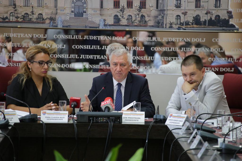 PSD nu mai deţine majoritatea în Consiliul Judeţean Dolj